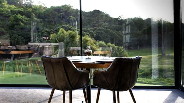 Vista da sala - LAB by Sergi Arola, Sintra