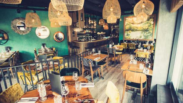 Het restaurant - Eeterij het Wapen van Kattuk, Katwijk aan Zee