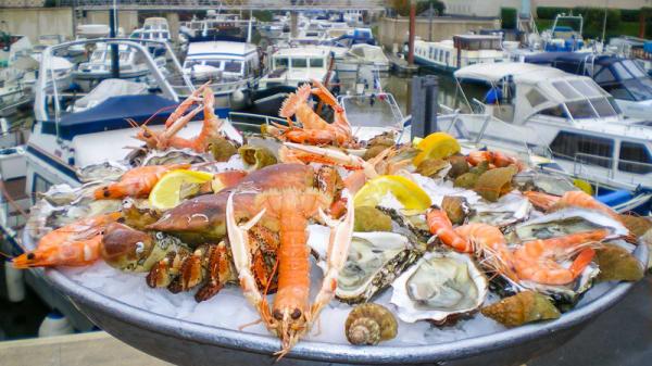 fruits de mer - La Taverne, Cergy