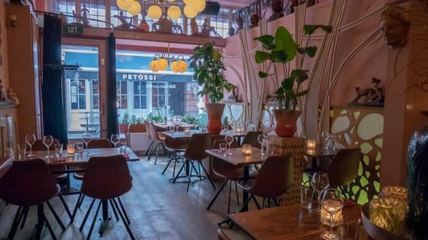 Restaurant - BastiJan, Haarlem