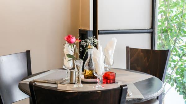 Vue de la salle - D´Oro, Paris