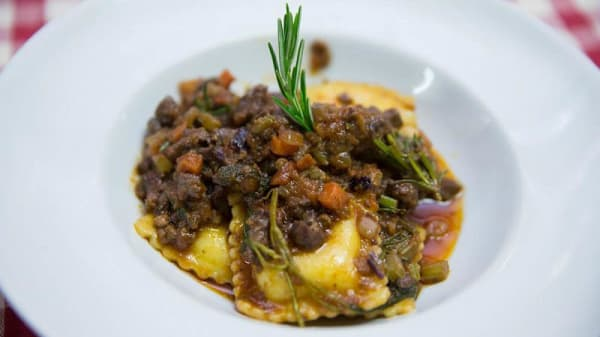 Suggerimento dello chef - Osteria Pizzeria Bellavista, San Baronto