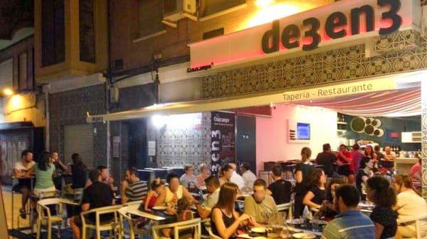 Terraza - de3en3, Murcia