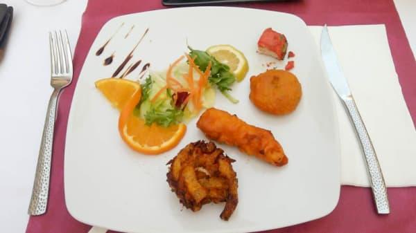 Sugerencia del chef - Buddha Castle Restaurant, Calpe