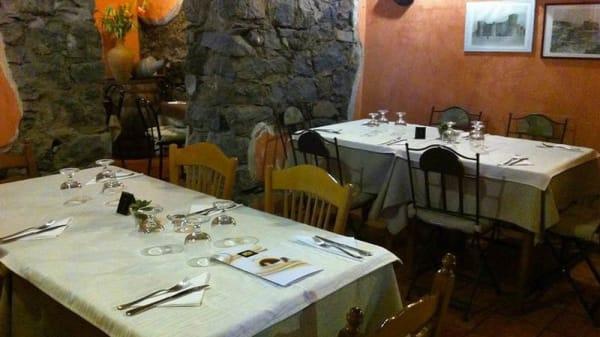 Sala interna - Pizzeria Nettuno, Catania