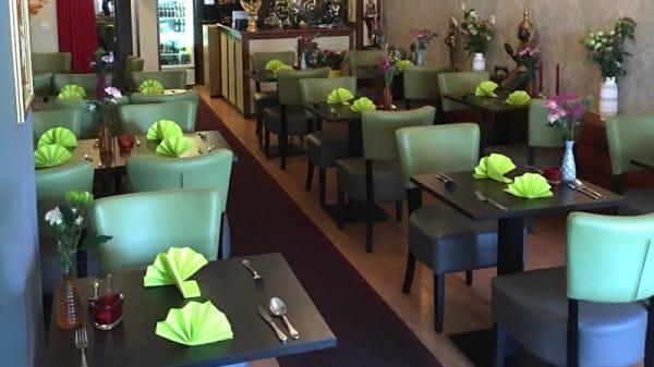 Het restaurant - Thai Restaurant Suwanmanee, Hilversum