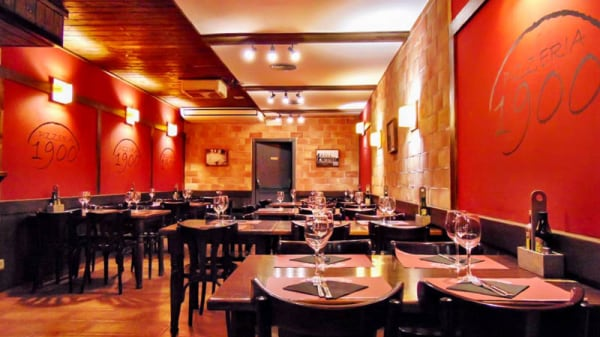 Sala - Pizzeria 1900 Sant Adrià, Sant Adria De Besos