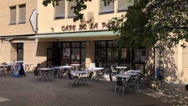 Façade - Café de la Paix, Vénissieux