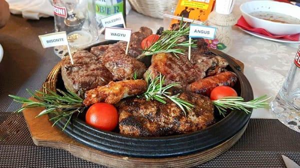 Suggerimento dello chef - Al Sottobosco Steakhouse Churrascaria, Madonna Di Campiglio