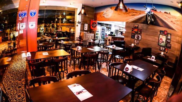 moto3 - Moto Burger - Beer & Restaurant, Vitória
