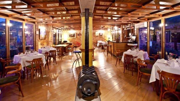 La Tiendita (Hotel Habitel), Bogotá