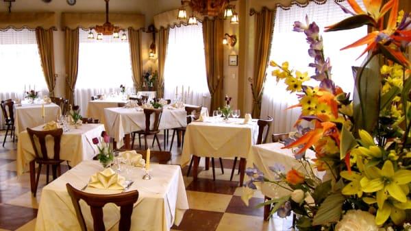 La salle pour réceptions - Aux Deux Clefs, Dambach-la-Ville