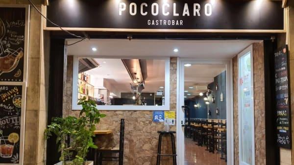Pococlaro gastrobar, Barcelona