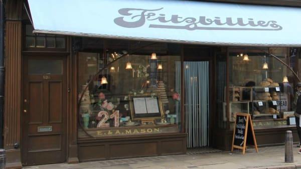 Fitzbillies Trumpington Street, Cambridge