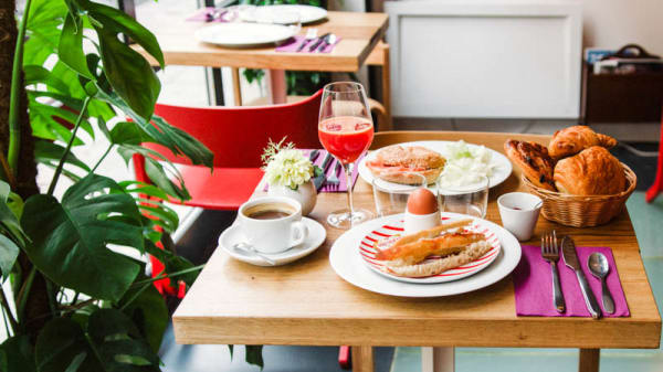 Brunch le week-end - Chez Fauve, Paris