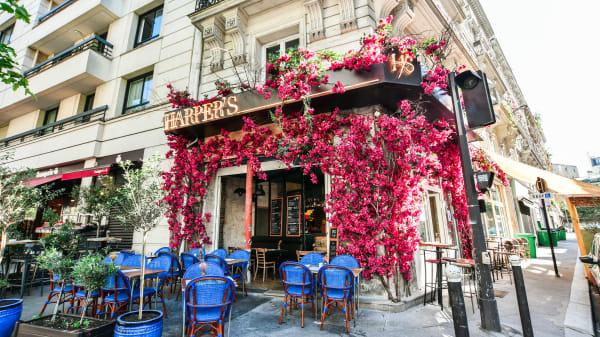 Harper's Paris 15, Paris