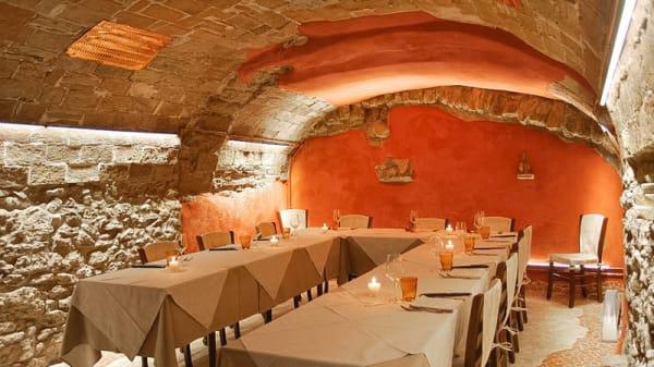 sala - Hostaria da Lino, San Marino
