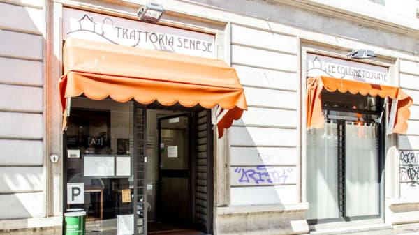 Entrata - Le Colline Toscane, Milan