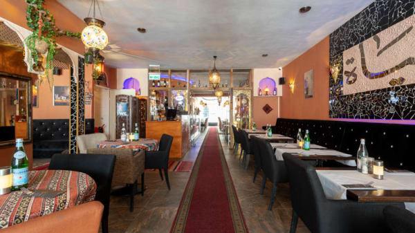 Het restaurant - Restaurant Al Hayat, Den Haag