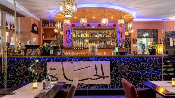 Het restaurant - Restaurant Al Hayat, The Hague