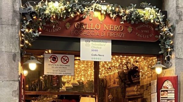 Gallo Nero, Barcelona