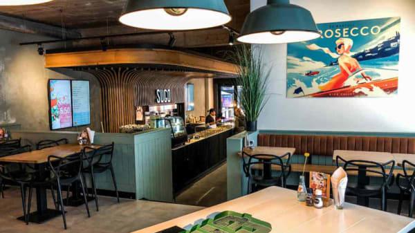 Restaurant - Sugo Eindhoven, Eindhoven
