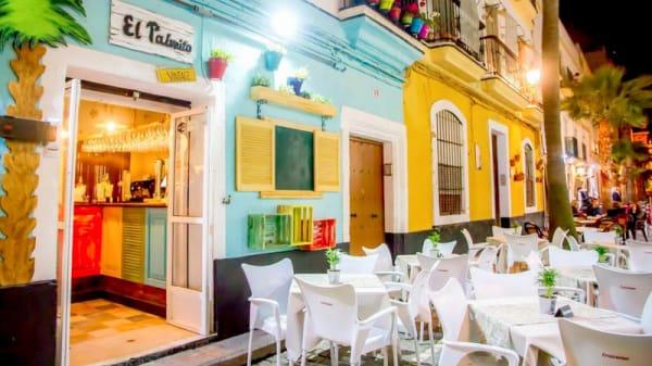 Terraza - Vintage El Palmito, Cádiz