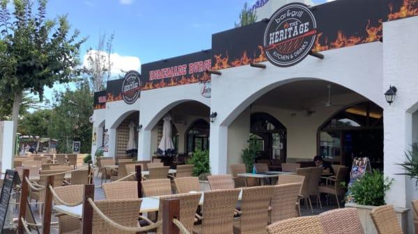 Heritage Pizzeria & Grill, Palmanova