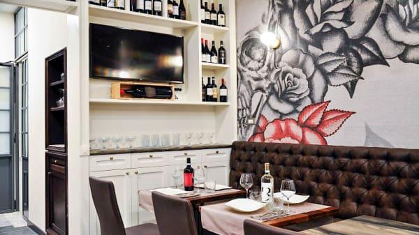 Veduta dell interno - Giada Food Lab and Drinks, Rome