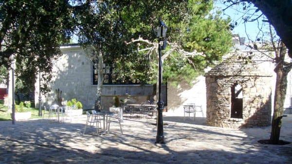 Vista exterior - Gaudium - Hotel Sara de Ur, La Cabrera