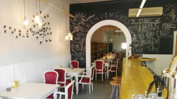 bar - Kaseus Gastrobar, Girona
