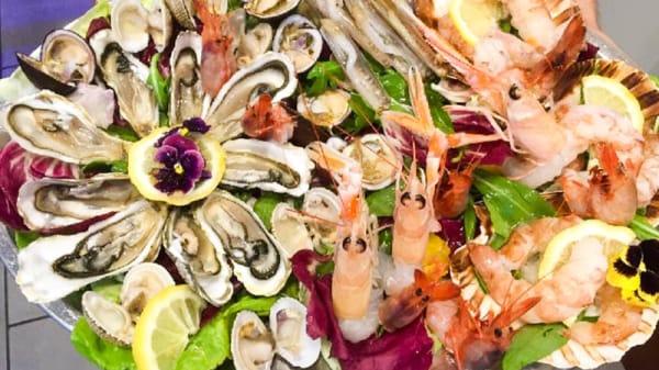 Suggerimento dello chef - Blu Mari, Castellammare di Stabia