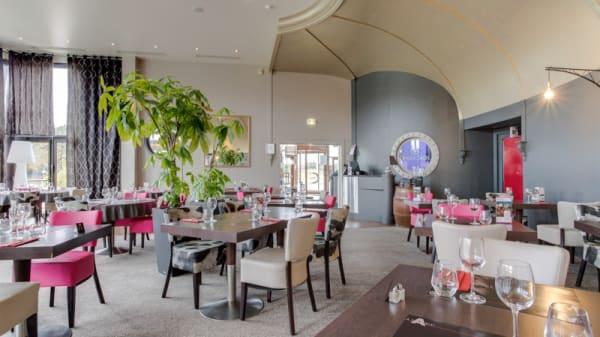 Salle du restaurant - Restaurant du Casino JOA - Arzon, Arzon