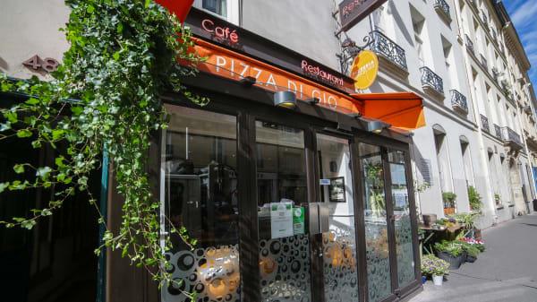 Bienvenue chez Pizza Di Gio, Paris 6ème - Pizza Di Gio, Paris