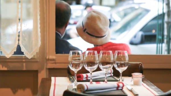 détail table dressée - Origins 14 - La Régalade, Paris
