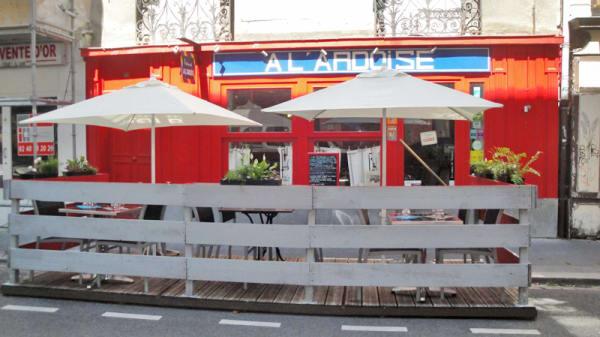 À l'Ardoise, Nantes