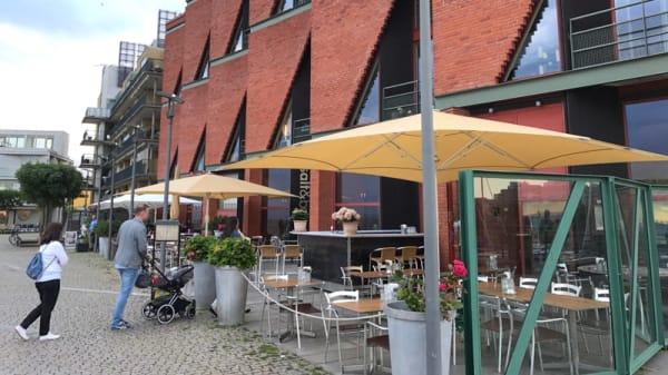 Ingang - Salt & Brygga, Malmö