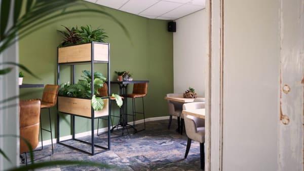 Restaurant - Hotel-Restaurant Lely, Oude-Tonge