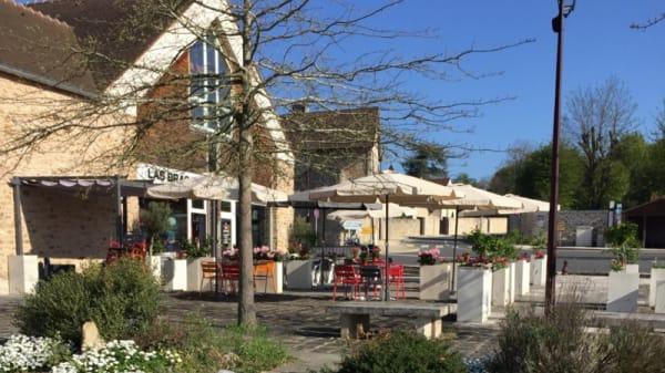 Terrasse - Las Brasas, Morsang-sur-Seine