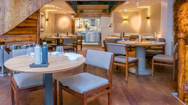 Het restaurant - Restaurant Bussia, Amsterdam