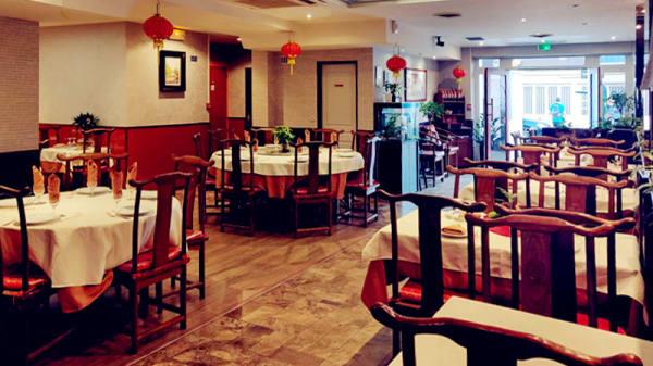 Salle du restaurant - La Table Saint Germain, Saint-Germain-en-Laye