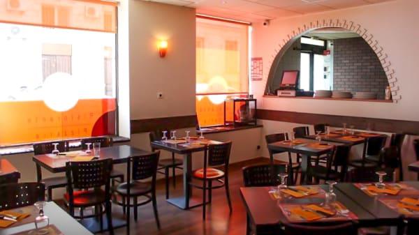 Vue de la salle - La Monella, Lyon