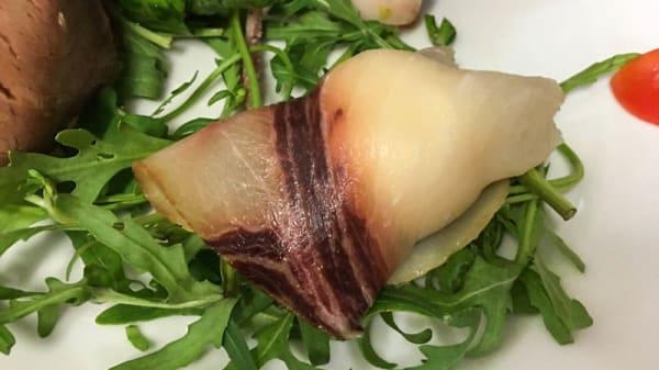Suggerimento dello chef - Papillarium, Marsala