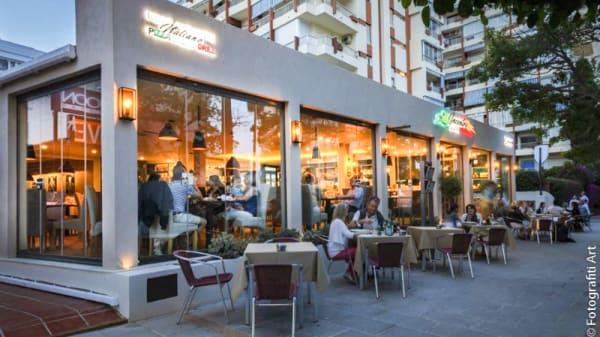 Vista terraza - Incontro Marbella, Marbella