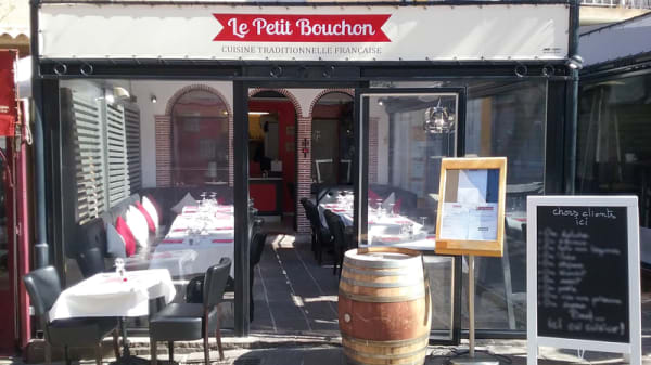 Terrasse - Le Petit Bouchon, Sainte-Maxime