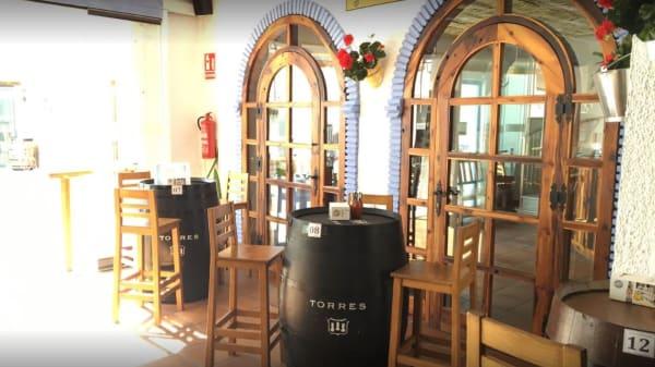 Sala 2 - Los Huertos del Sevillano, Nerja