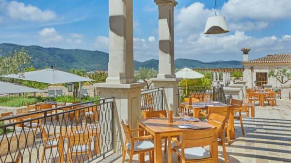 Terraza - Balearic Restaurant, Canyamel, Mallorca
