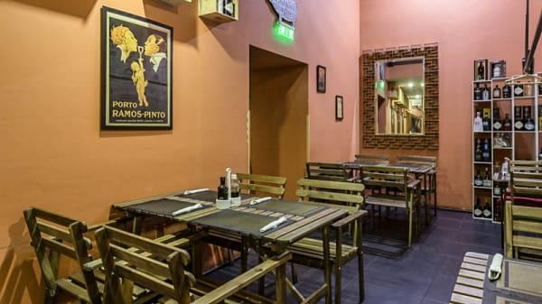 Vista da sala - Vintage Gourmet, Lisboa