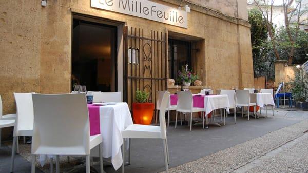 Le Millefeuille - Le Millefeuille, Aix-en-Provence
