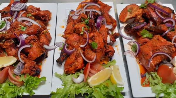 Tandoor Chicken - Delhi Palace Indian Cuisine, North Strathfield (NSW)